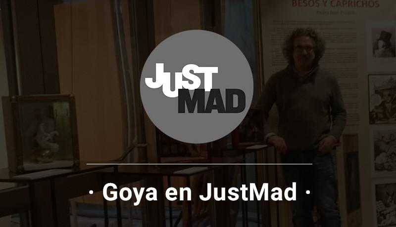 Goya en JustMad