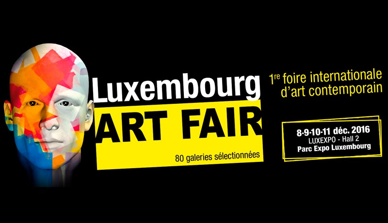Luxemburgo Art Fair, 2016