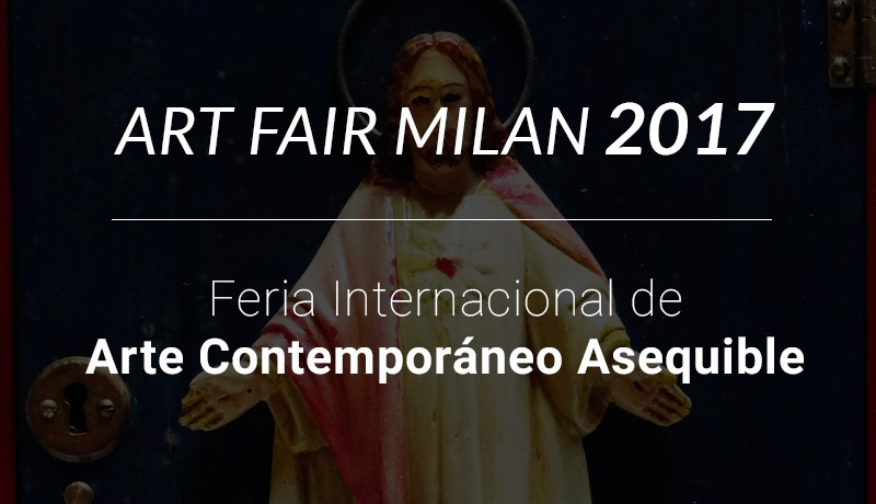 Affordable Art Fair Milan, 2017