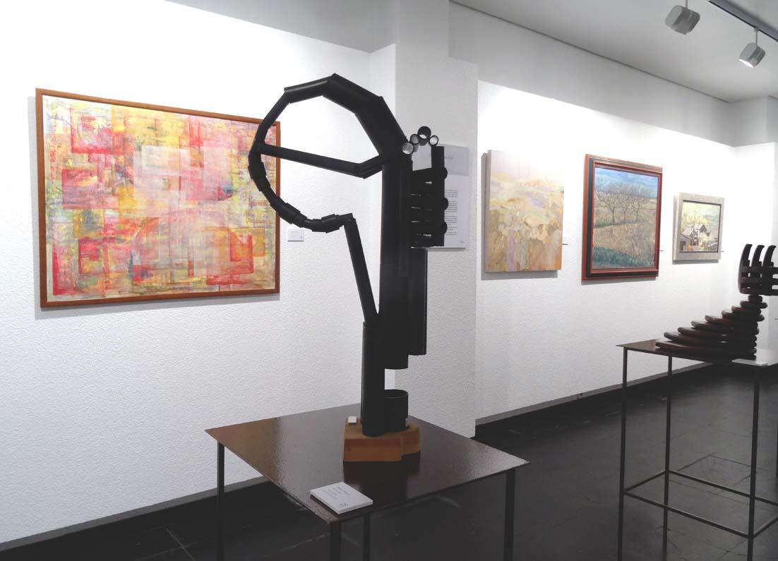25 años de arte en el Centro Ibercaja Guadalajara