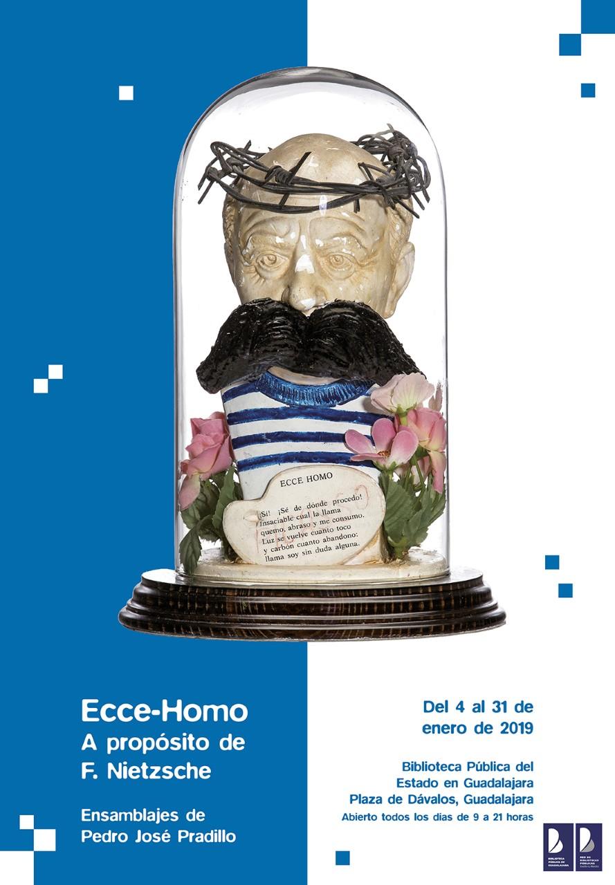 Ecce–Homo. A propósito de F. Nietzsche